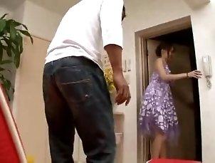 image Queening japanese teen cumsprayed on ass